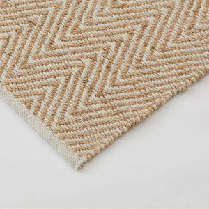 Catania rug sisal and cream