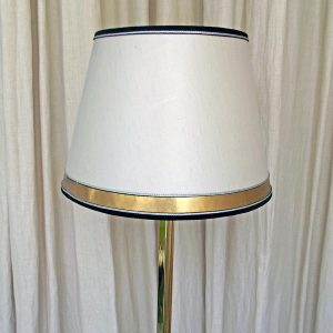Gold art deco Standard Lamp