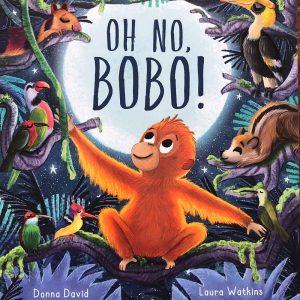 oh no Bobo children's picture book
