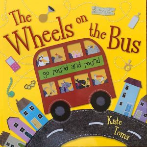 the wheels on the bus children's book