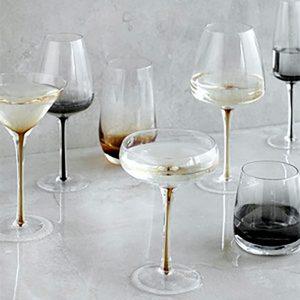 Danish handmade glass ware