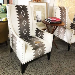 secondhand Andrew Martin chair