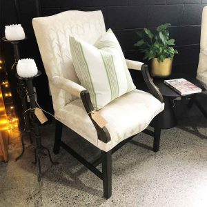 secondhand carver chair from Designers Collection