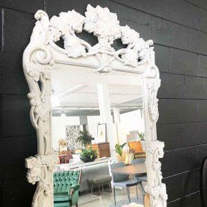 Italian made ornate mirror