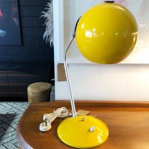 yellow eyeball lamp