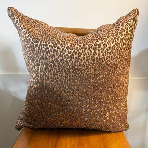 Leopardo cushion