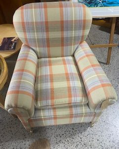 hunting lodge chair 2 available