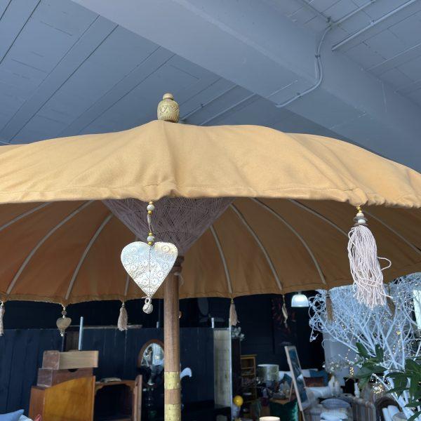 balinese sun umbrella